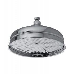 Верхний душ D=300 мм из латуни, круглый, бронза/F2371/2BR/